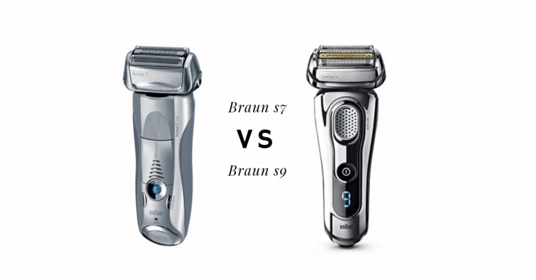 Braun Electric Foil Shaver